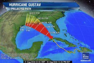 Gustav strengthens, passes Cuba