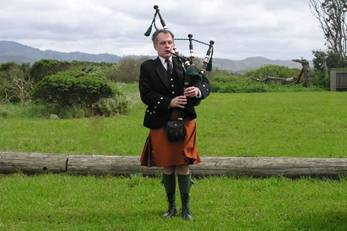 The Lost Bagpiper