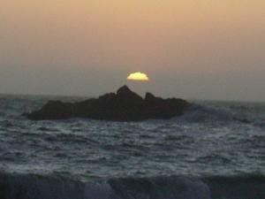 Sunset on the Sonoma Coast