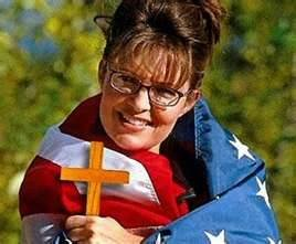When Fascism comes to America, it will be wrapped in the flag and carrying a cross.  ~Sinclair Lewis, 1935