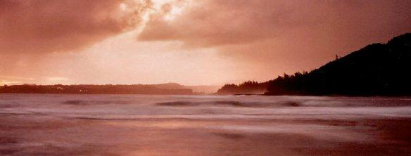 Hanalei Bay dawn-3