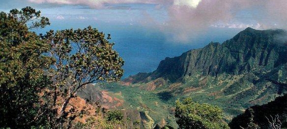 Kauai Kalalau Valley