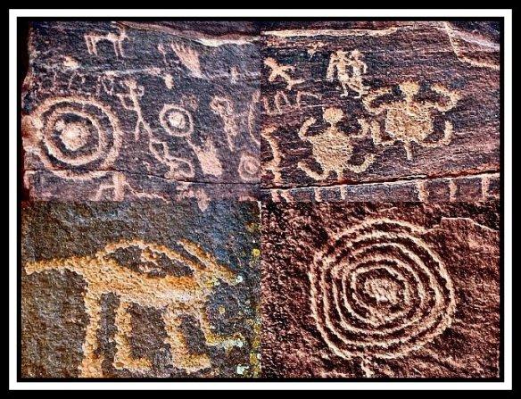 Petroglyph composite-a