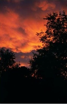 Skyfire Sunset