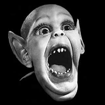"""Bat Boy"" (photo courtesy of wikipedia/Weekly World News)"