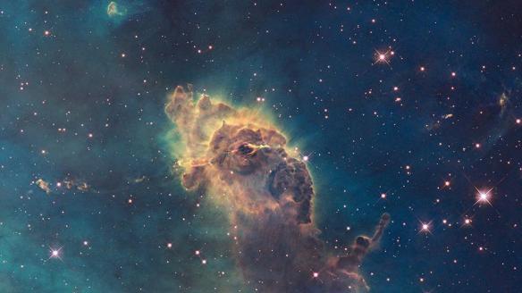 Carina Nebula (NASA/ESA Hubble Heritage Team)