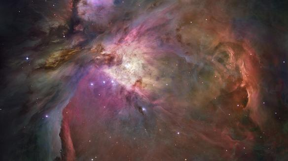 Orion Nebula, taken by Advanced Camera for Surveys (ACS) (NASA/ESA Hubble Heritage Team)