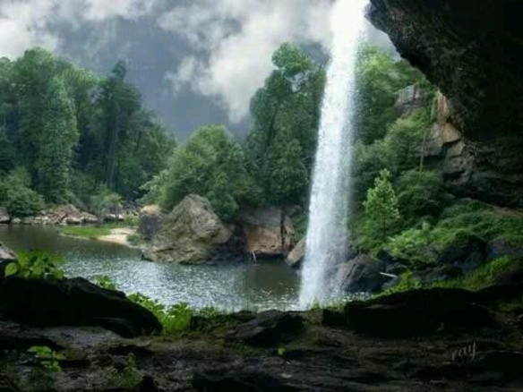 alabama noccalula falls