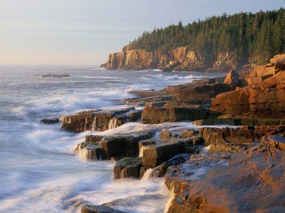 Otter-Cliff-Acadia National-Park-Maine