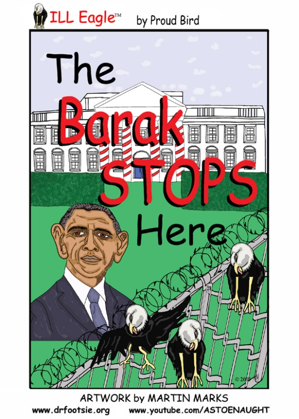 ILL Eagle - The  Barak Stops Here 01