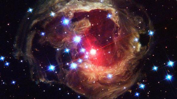 Star V838 Monocerotis