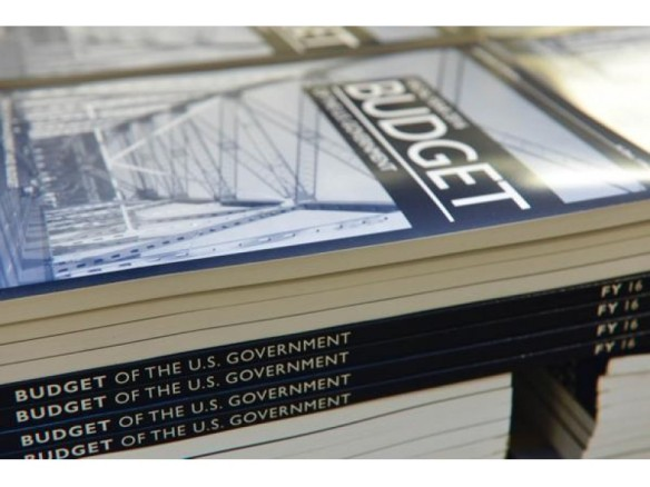 President Obama's 2016 budget proposal cover