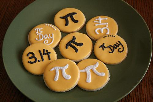 Pi Cookies