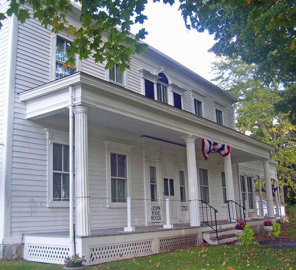 John Kane House, once George Washington's Headquarters