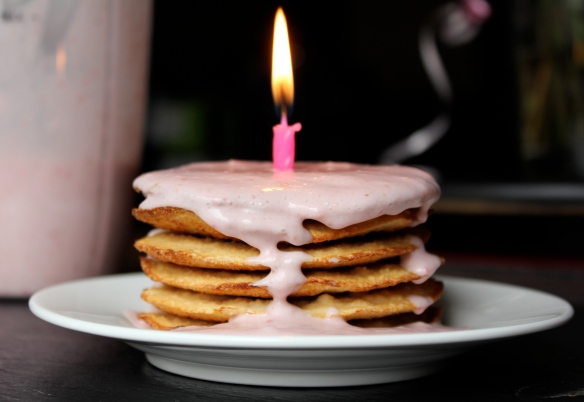 birthday pancakes 2