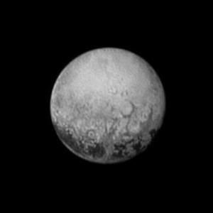 Pluto, 2015