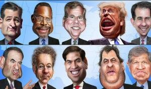Debate clowns 1