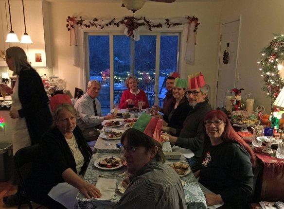 SECHNY FAMILY CHRISTMAS DINNER