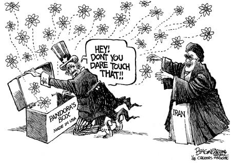 Benson - Iran
