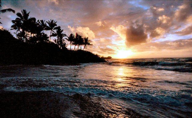 Wailua Sunrise, Kauai