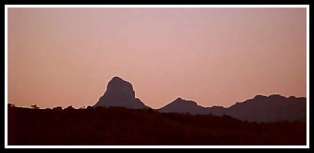 Baboquivari Peak