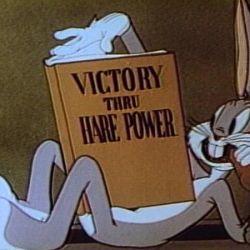 """Victory Thru Herr, er, Hair Power"""