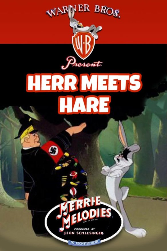 Bugs Bunny in Hair, er, Herr Meets Hare
