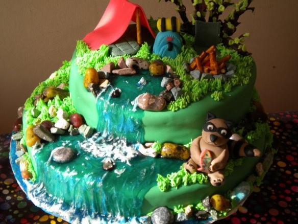 bday cake elaborate