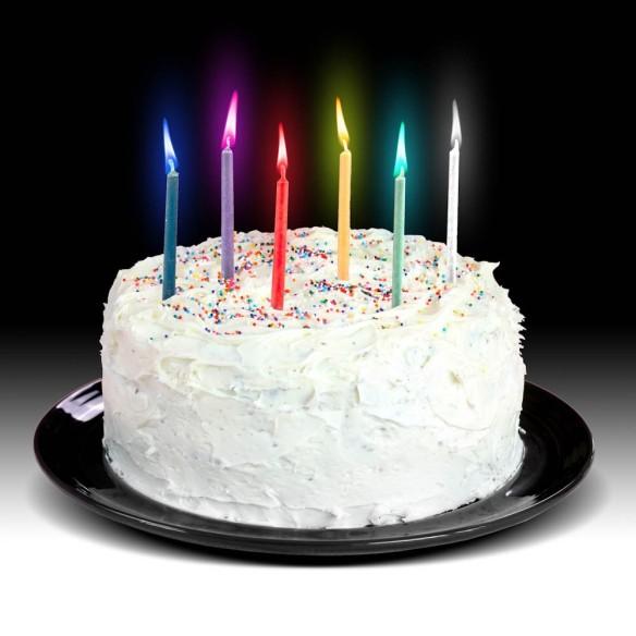 bday cake simple